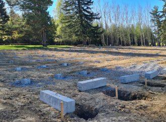 Na rekonštruovanom cintoríne v Liptovskom Mikuláši vykopali granát