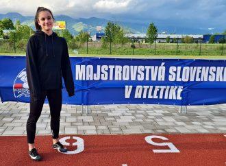 Paula Perončíková zažiarila na majstrovstvách v najťažšej ženskej atletickej disciplíne