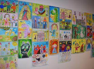 Farebná paleta rozprávok v Kysuckej knižnici v Čadci