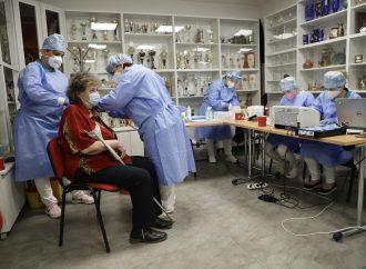 Žilinský kraj pilotne očkoval občanov v odľahlých častiach Kysúc