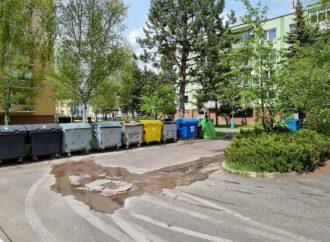 Mesto Liptovský Hrádok pristúpi k odvodneniu problémového úseku parkoviska na Belanskej ulici