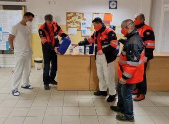 Zariadenia sociálnych služieb v Liptovskom Hrádku dostanú vitamíny a dezinfekciu