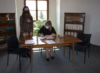 Memorandum o spolupráci pri obnove kaštieľa Bytča