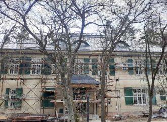 Rekonštrukcia kaštieľa v Oščadnici je takmer dokončená