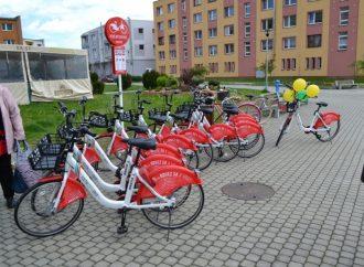 Mesto Krásno nad Kysucou odštartovalo Bikesharing