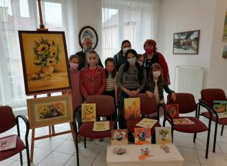 Výstava Krehkosť akvarelu opustila priestory Kultúrneho domu v Turzovke