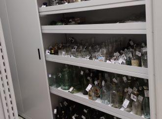 Ochrana zbierok v depozitári história v Považskom múzeu
