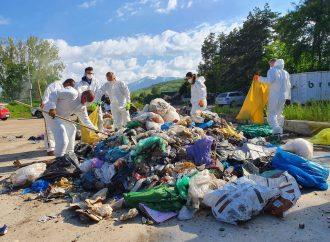 Najväčšiu časť zmesového odpadu z mikulášskych domácností tvorí biologicky rozložiteľný kuchynský odpad