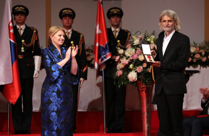 Štátne vyznamenania dostali aj osobnosti zo Žilinského kraja