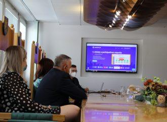 Mesto Martin predstavuje smart komunikáciu