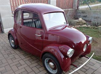 Stratený automobil Sulov