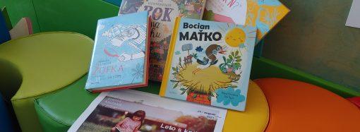 Súťaž s názvom Leto s knihou  v Krajskej knižnici v Žiline