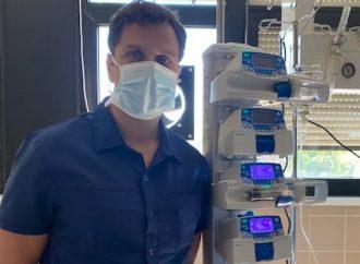 Nové vybavenie pre Liptovskú nemocnicu