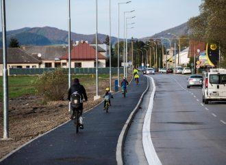 V Rajeckej doline pribudla ďalšia cyklistická infraštruktúra