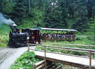 Zahájenie rekonštrukcie národnej kultúrnej pamiatky historickej lesnej úvraťovej železnice v Skanzene Vychylovka