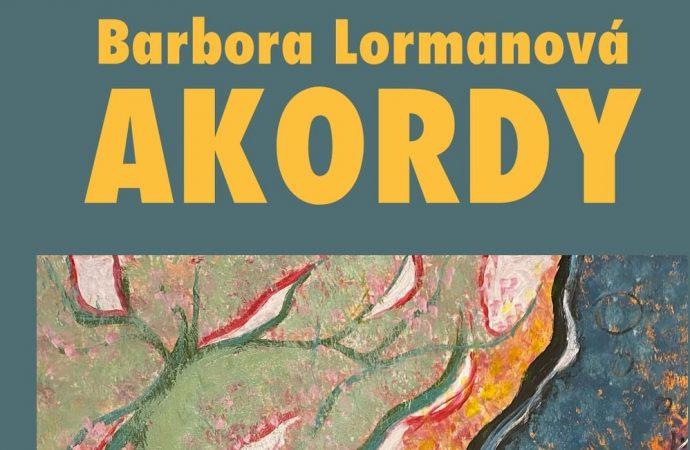 Liptovské kultúrne stredisko pripravilo výstavu malieb Barbory Lormanovej