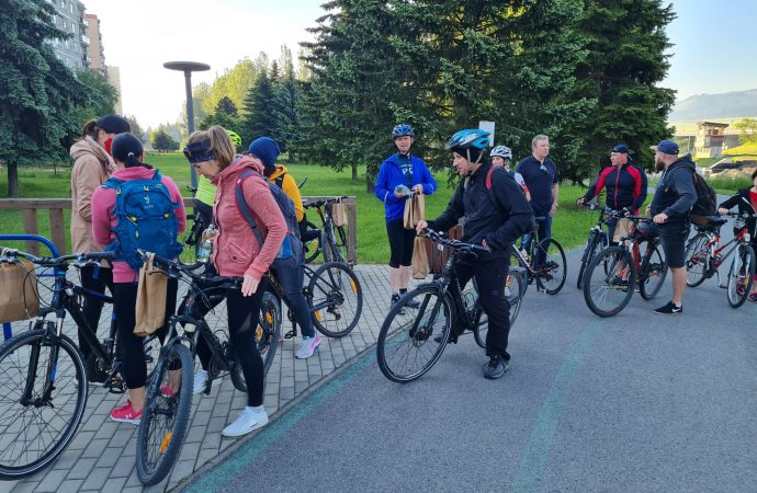 Mesto Liptovsky Mikuláš v kampani Do práce na bicykli obsadilo druhé miesto