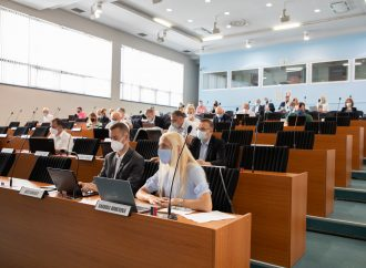 Na župe prebehlo 26. zasadnutie Zastupiteľstva Žilinského samosprávneho