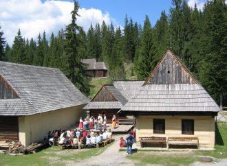Sviatok folklóru pod Roháčmi