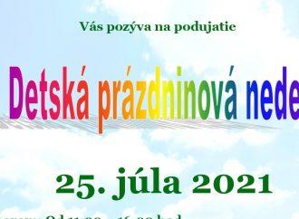 Prázdninová detská nedeľa v Múzeu kysuckej dediny vo Vychylovke