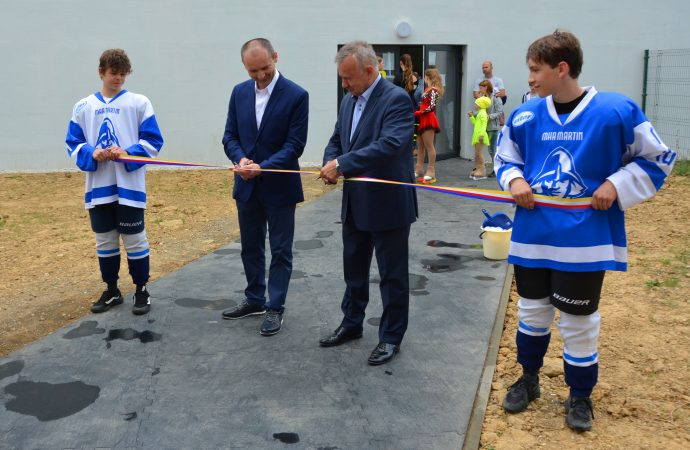 Mesto Martin opäť investovalo do športu