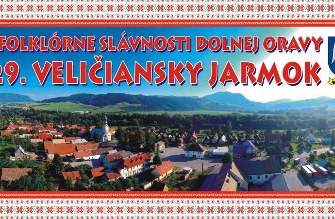Na Rínku vo Veličnej si vychutnáte remeslá i folklór