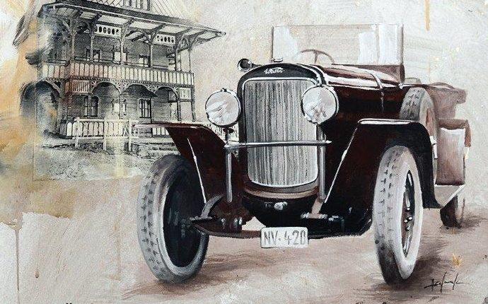 V Krásne nad Kysucou môžete vidieť historické vozidlá