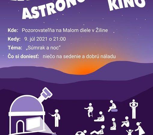 Pozorujte oblohu s našou hvezdárňou