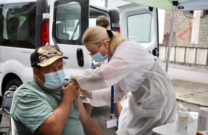Vďaka VakciZuzke je očkovanie priamo v regiónoch dostupnejšie
