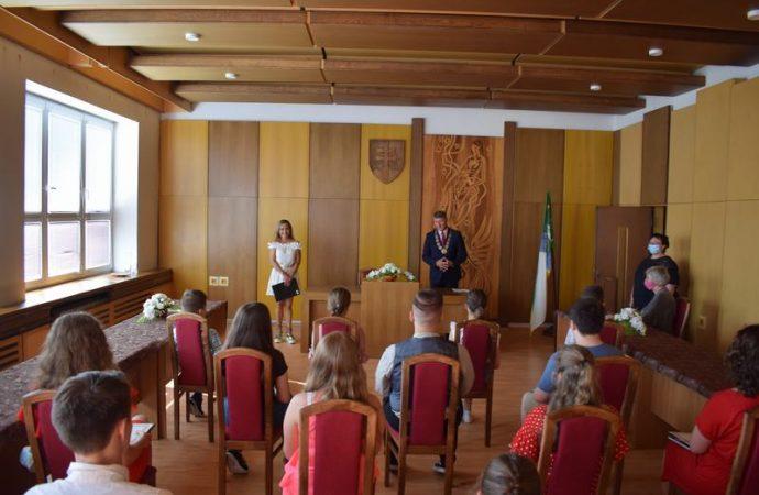 Primátor ocenil najúspešnejších žiakov bytčianskych škôl