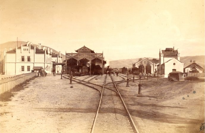 Oslávte 150 rokov Košicko-bohumínskej železnice