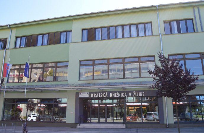 Pripravované podujatia Krajskej knižnice v Žiline