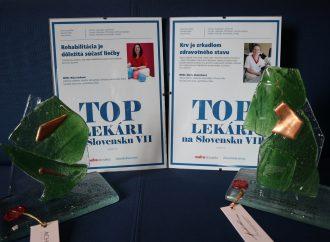 Lekári žilinskej nemocnice získali prestížne celoslovenské ocenenie