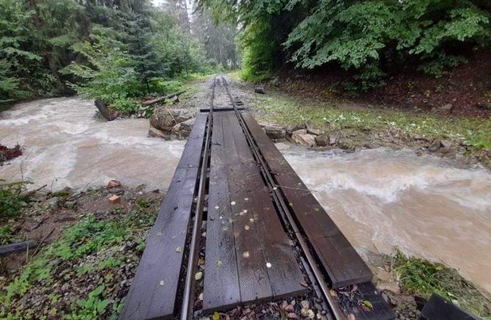 Múzeum kysuckej dediny vo Vychylovke zostane po prívalových dažďoch uzavreté
