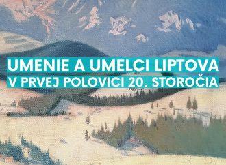 Liptovské múzeum vystavuje Benku, Bazovského, Hálu a iných