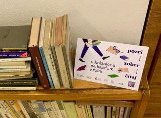 Knižnica darovala ďalších 150 kníh