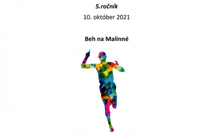 V. Beh na Malinné 2021 (10. 10. 2021)