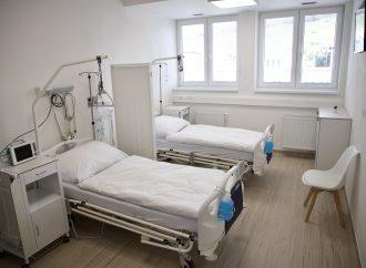 Dolnooravská nemocnica rozširuje lôžkovú časť ortopedického oddelenia