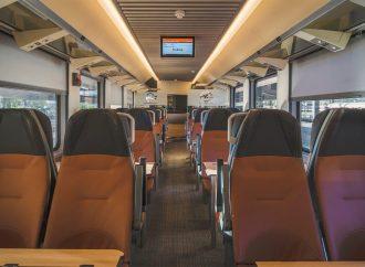 Do diaľkových vlakov ZSSK smeruje najmodernejšia posila v podobe šiestich reštauračných vozňov