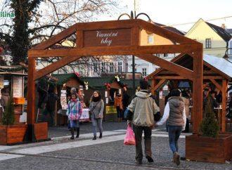 Netradičné vianočné trhy – Ambulantný predaj v adventnom období 2021